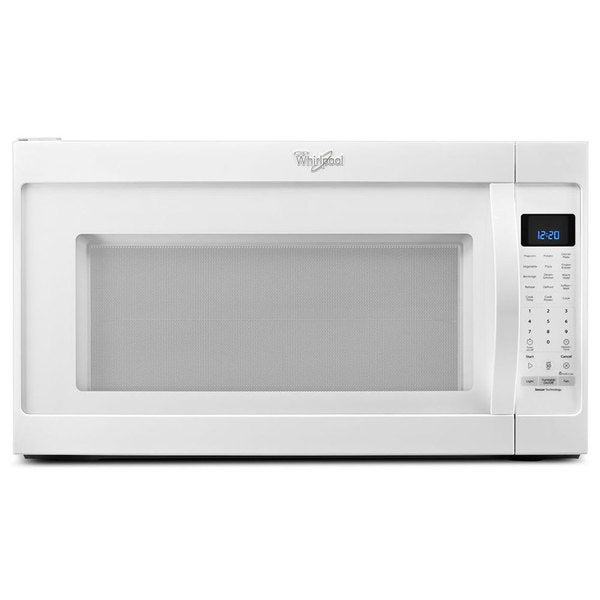 Whirlpool 2.0-cubic-foot Over-the-Range Microwave Oven White