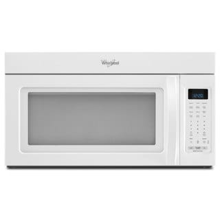 Whirlpool 1.9-cubic-foot Over-the-Range Microwave Oven White
