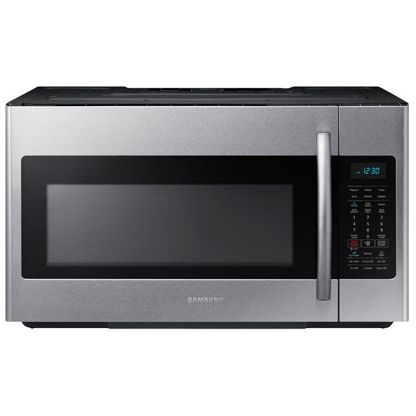 Samsung 1.8-cubic-foot Over-the-Range Microwave Oven Stainless Steel