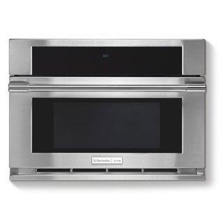 Electrolux 1.5-cubic-foot Built-In Drop-Down Door Microwave Oven Stainless Steel
