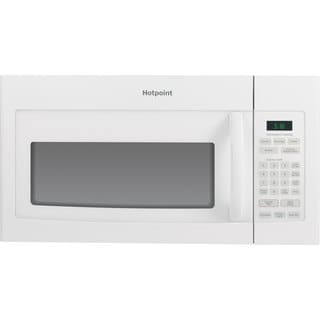 Hotpoint 1.6-cubic-foot Over-the-Range Microwave Oven White