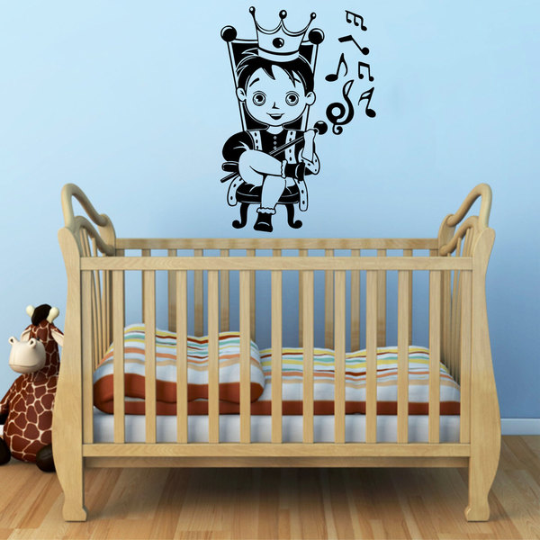 Little Prince Vinyl Sticker Wall Art