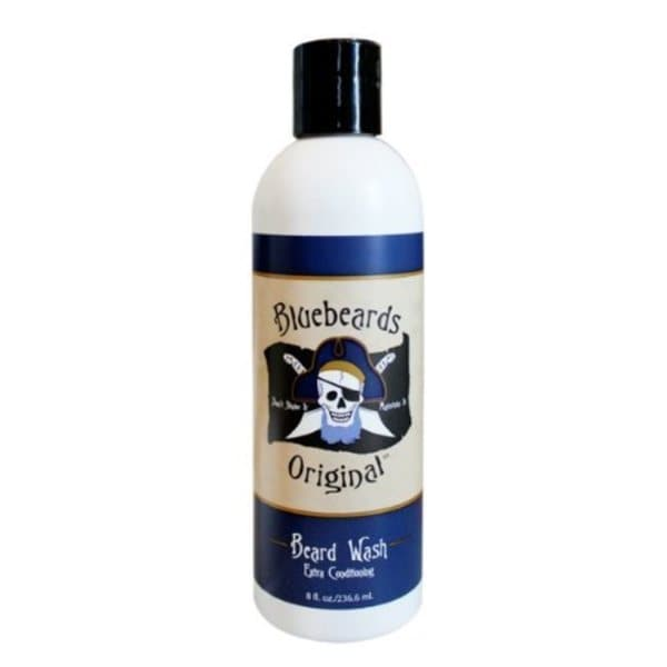 Bluebeards 8-ounce Conditioning Beard Wash