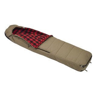 Wenzel Burly Bag 0 Deg Hooded Rectangular Sleeping Bag