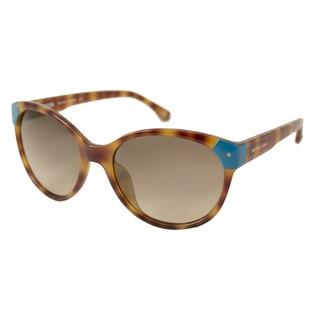 Michael Kors Women's M2852S Savannah Oval Sunglasses