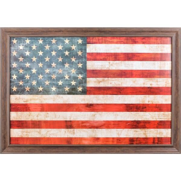 Wilson Allegiance Framed Art Print