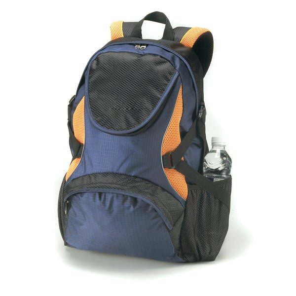Comfort Zone Nylon Backpack