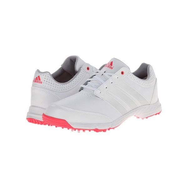 adidas Women's Golf Response Light White/ White/ Pink