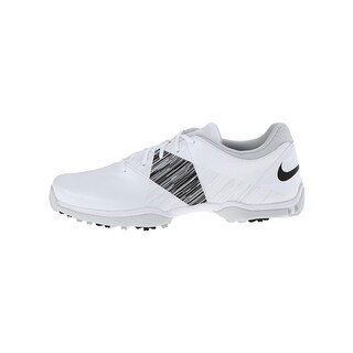 Nike Women's Delight V Golf Shoes Spikeless Black/ White