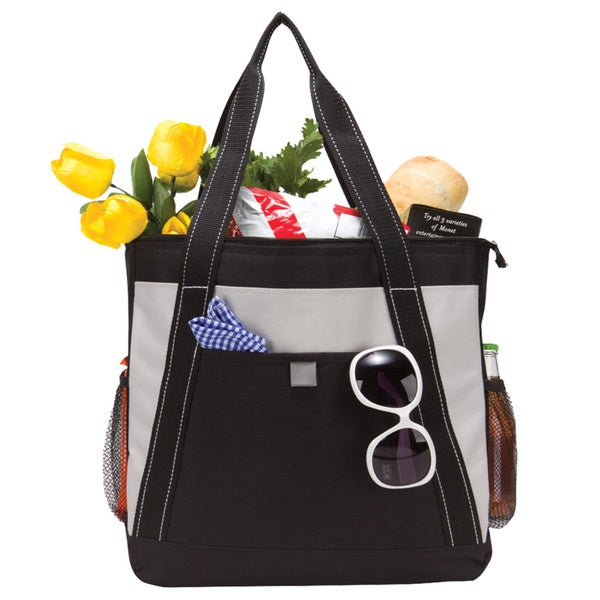 Insulated Cooler Tote Shopping Bag