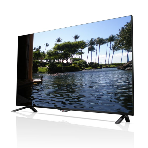 LG Reconditoned 55 In. 4K Ultra HD Smart LED TV-55UB8200 (Comes W/ 2 Pairs 3D Glasses)