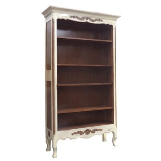 French Heritage Provencal Bookcase