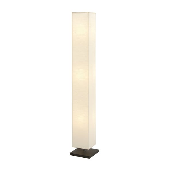 Square 63-inch Paper Floor Lamp