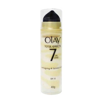 Olay Total Effects Anti-Aging and Fairness Cream SPF 15