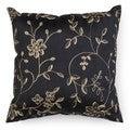 Journee Home 'Threaded Azaleas' 17 inch Accent Pillow