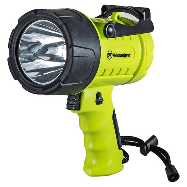 Kilimanjaro LED Spotlight 250 Lumens Green