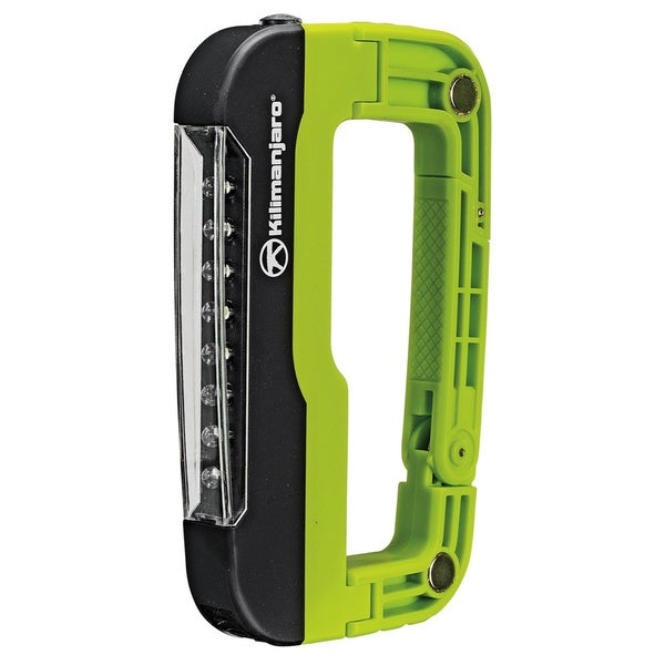 Kilimanjaro LED Carabiner Light 120 Lumens