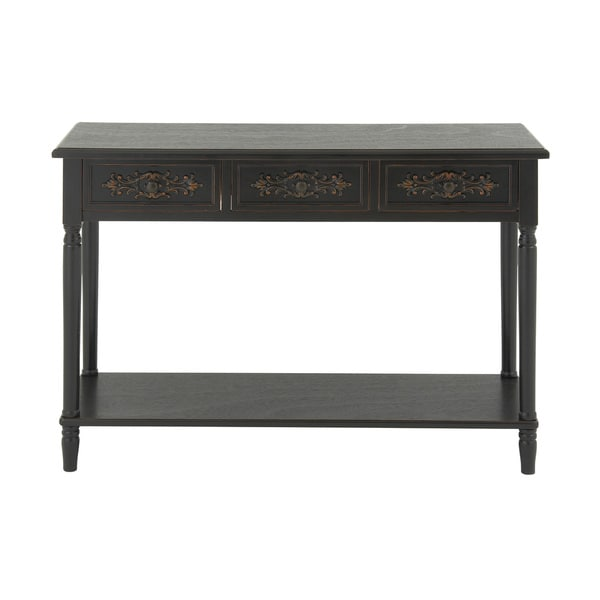 31-inch Wooden Console Table