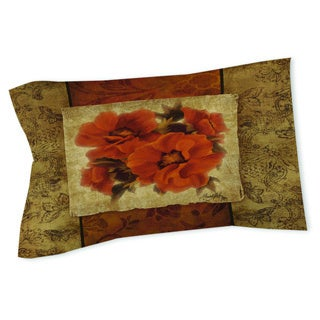 Thumbprintz Spice Flower II Sham