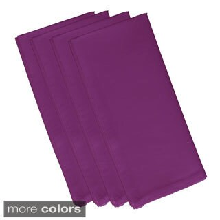 Solid Print 19-inch Table Top Napkin