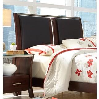 Avalon Upholstered Sleigh Bed
