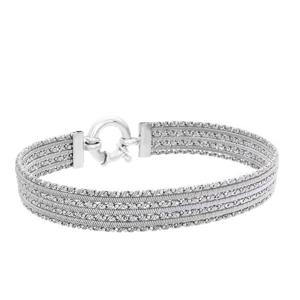 Sterling Essentials Silver Cuff Bracelet