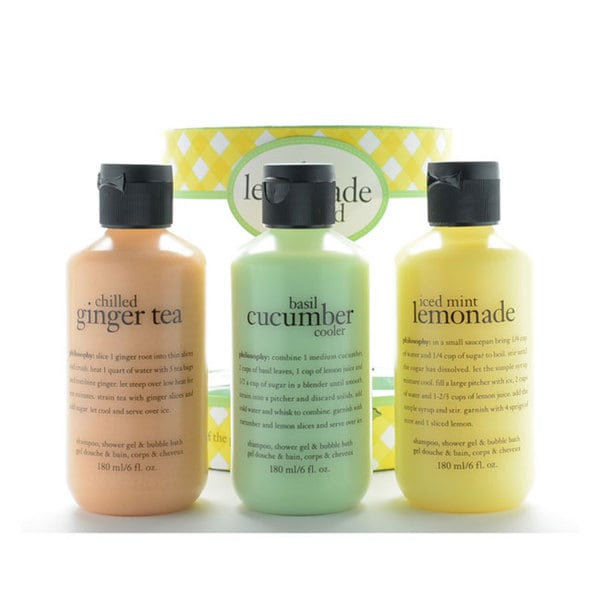 Philosophy The Lemonade Stand 3-piece Set