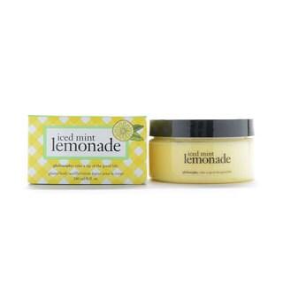 Philosophy Iced Mint Lemonade 8-ounce Glazed Body Souffle