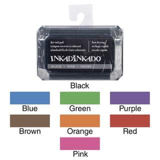 """Inkadinkado Dye Ink Pad 3.75""""X2.5"""""""