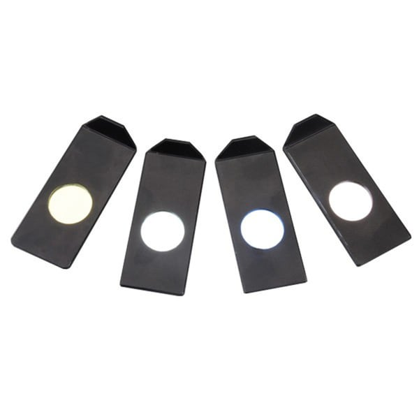 Color Filters for Fiber Optic Microscope Illuminators