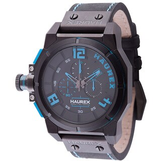 Haurex Italy Mens space chrono Black Watch