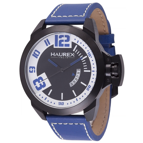 Haurex Italy Mens Storm Black Watch