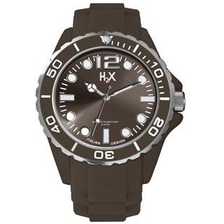 Haurex H2X Mens Reef Brown Watch
