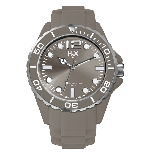 Haurex H2X Mens Reef Grey Watch