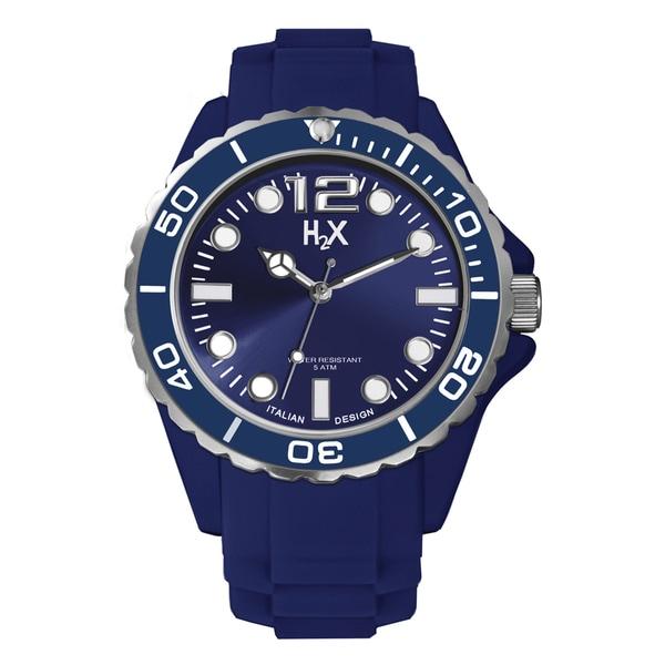 Haurex H2X Mens Reef Blue Watch