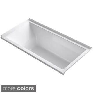 Kohler Underscore 5-Foot Right Hand Drain Bathtub