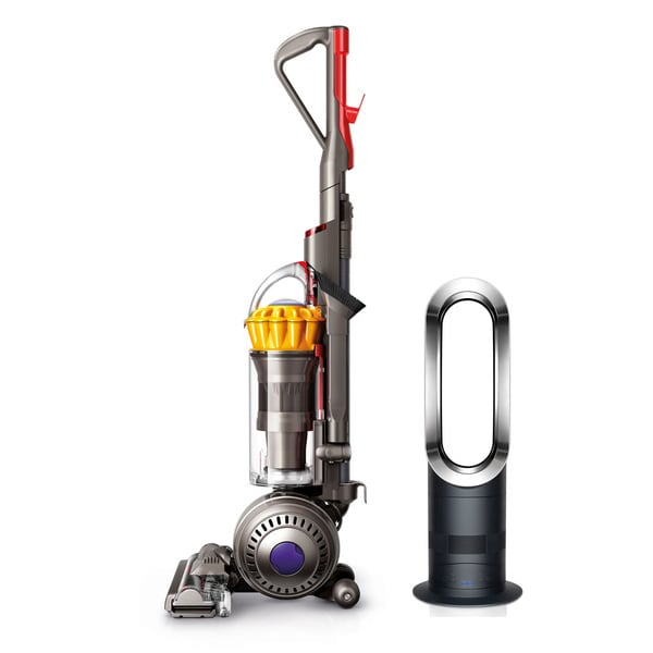 Dyson DC40 Origin Vacuum (Refurbished) and AM05 Hot + Cool Fan/Heater (New) Bundle