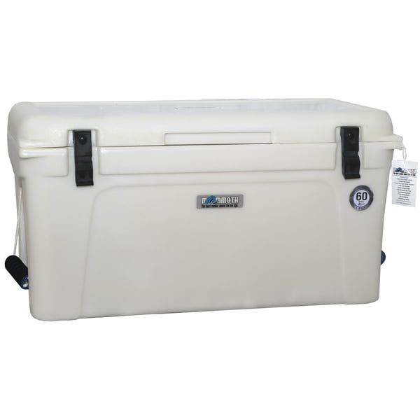 Discovery 48.4-quart White Mammoth Cooler