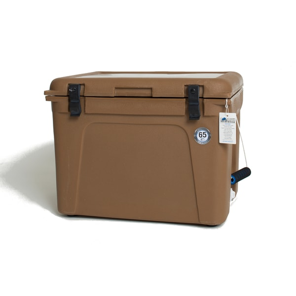 Discovery 65.1-quart Tan Mammoth Cooler