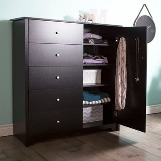 South Shore Vito 5-drawer Door Chest
