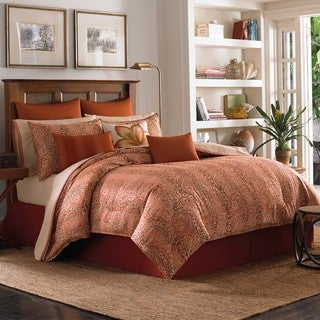 Tommy Bahama Prince of Paisley 3-piece Duvet Cover Set