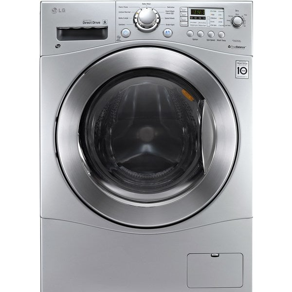 LG WM3477HS 24-inch Electric Washer/Dryer Combo Unit