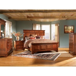 Ike Solid Wood Chest with Five Drawers