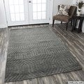 Rizzy Home Technique Wool Rug (8' x 10')