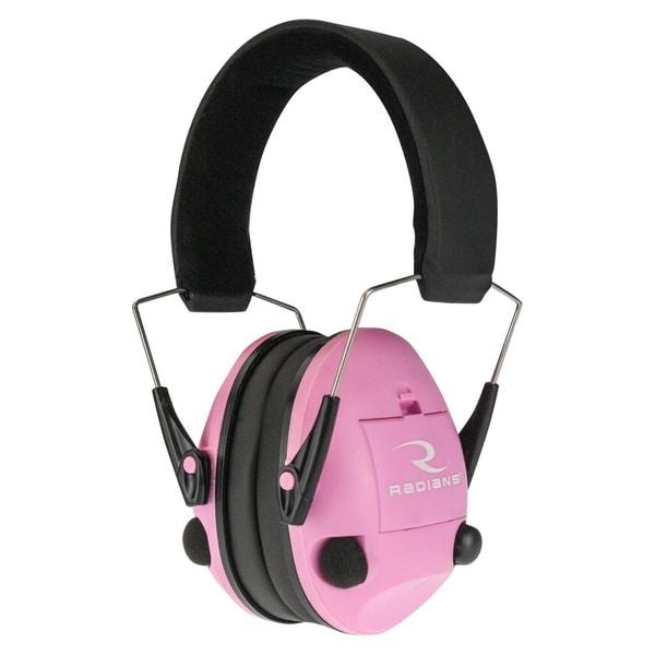 Radians Transverse NRR 20 dB Electronic Ear Muff