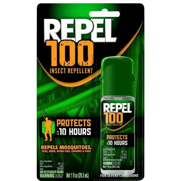 Repel Pump, 100% Deet, 1oz