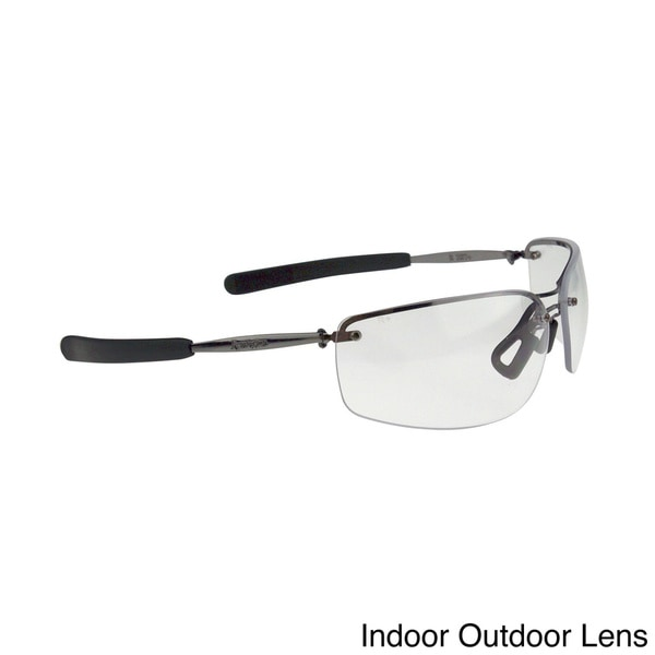 Remington Protective Metal Eyewear Glass