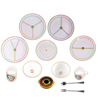 SlimPlate System 15-piece Step Portion Control Weight Loss Kit