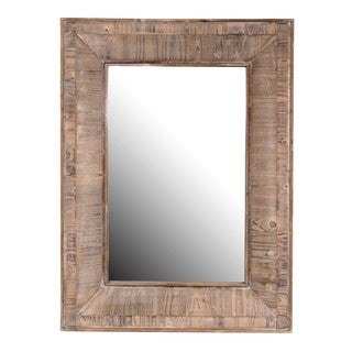 Privilege Vintage Reclaimed Leaner Mirror