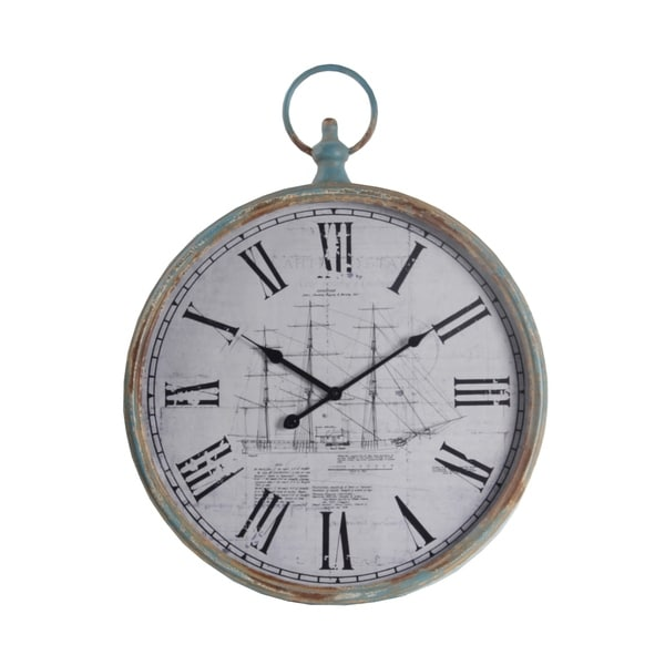 Privilege Sail Vintage Wall Clock
